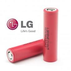 Аккумулятор LG HE2 — 20А, 2500мАч