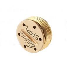 Кнопка SMPL, золотой